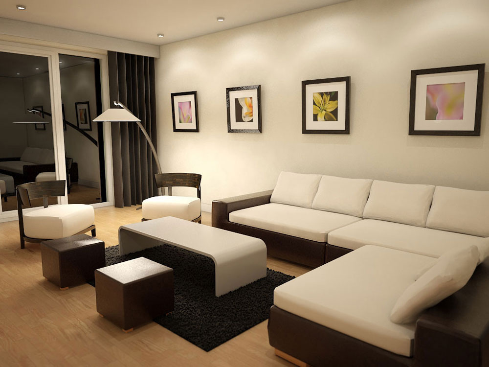 Choosing the best neutral colors for the living room 5 How to choose the best neutral colors for the living room