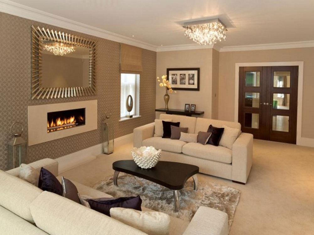 Choosing the best neutral colors for the living room 8 How to choose the best neutral colors for the living room
