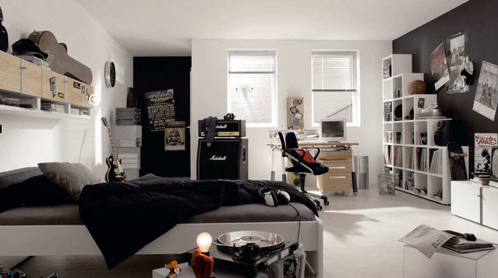 Decorating a teenage room should be easy with this type of inspiration 3 Decorating a teenage room should be easy with this type of inspiration