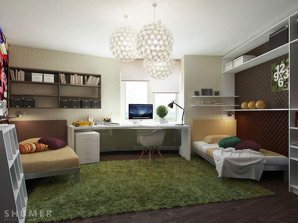 Decorating a teenage room should be easy with this type of inspiration 12 Decorating a teenage room should be easy with this type of inspiration
