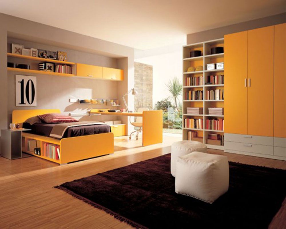 Decorating a teenage boy's room should be easy with this type of inspiration 10 Decorating a teenage boy's room should be easy with this type of inspiration
