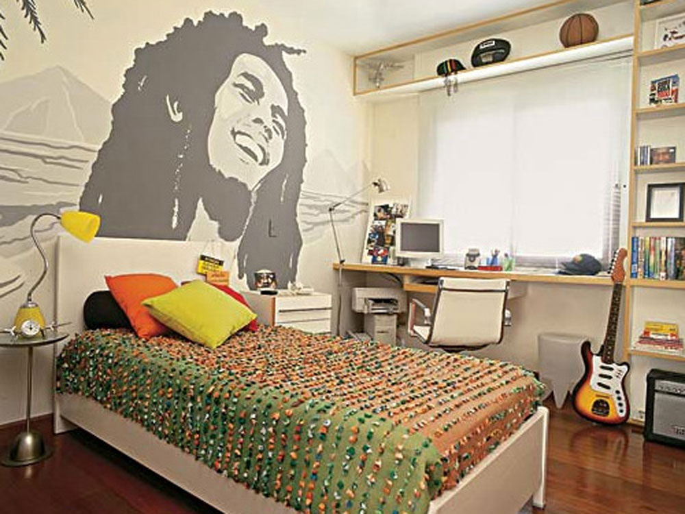 Decorating a teenage boys room should be easy with this type of inspiration 8 Decorating a teenage room should be easy with this type of inspiration