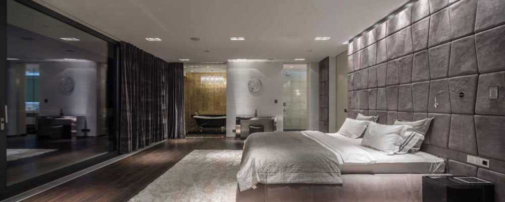 Modern and stylish bedrooms designed by interior designers-11 Modern and stylish bedrooms designed by interior designers