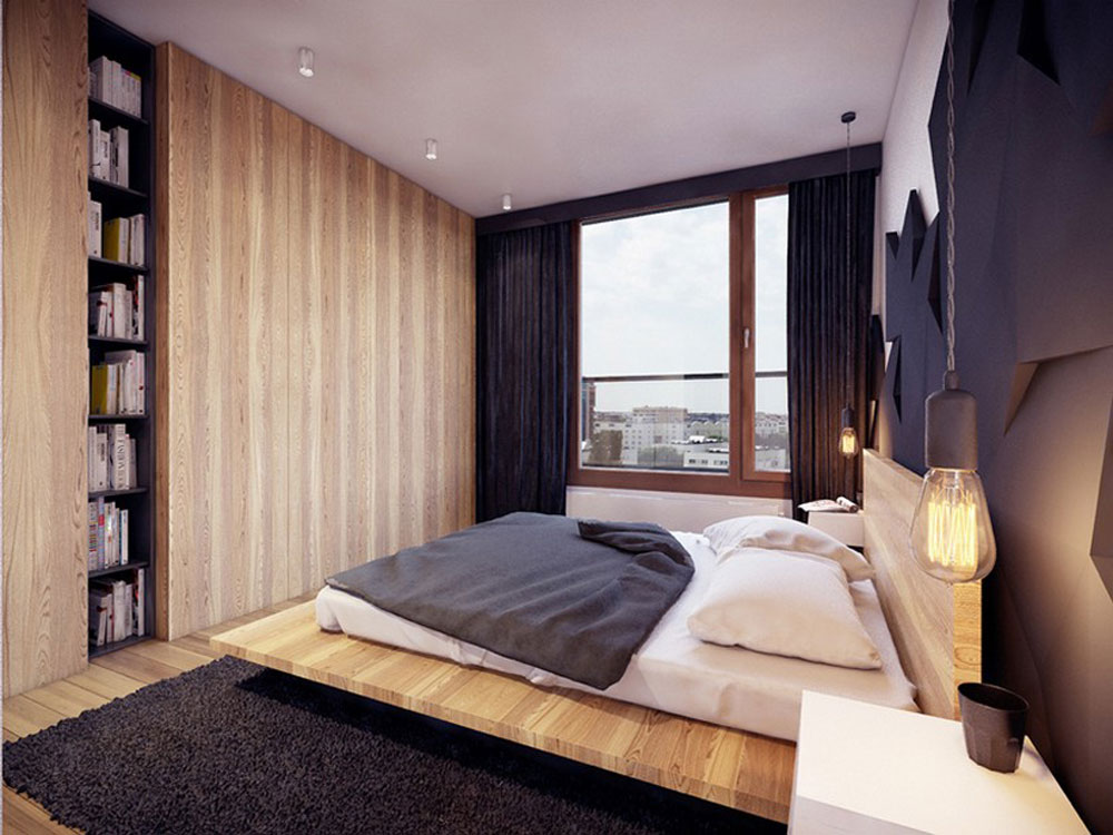 Modern and stylish bedrooms designed by interior designers-7 Modern and stylish bedrooms designed by interior designers