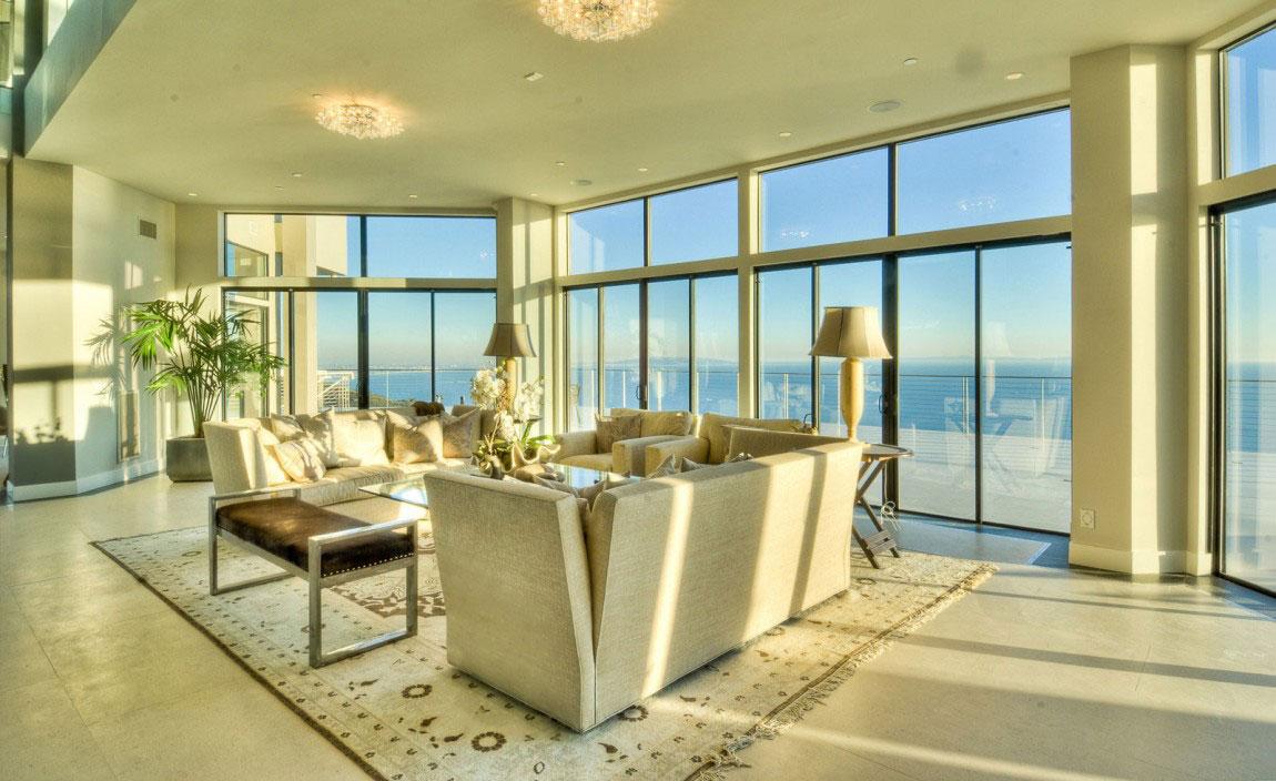 Stunning Beach House in Malibu Beach California 7 Stunning Beach House in Malibu Beach California
