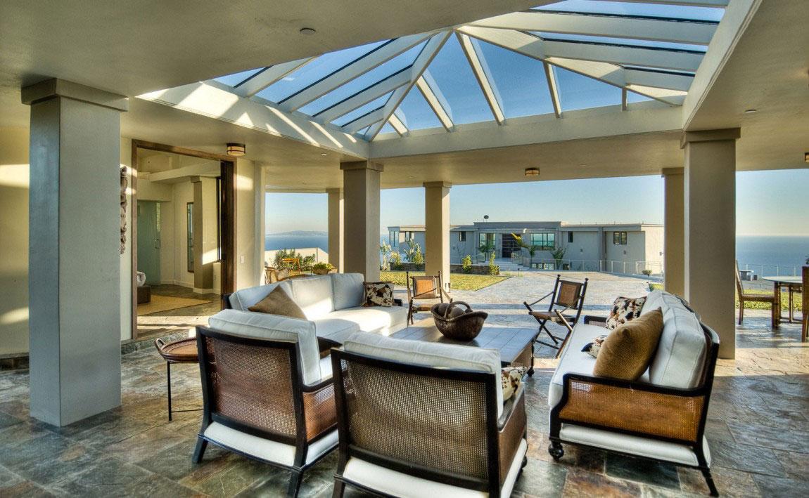 Stunning Beach House in Malibu Beach California 4 Stunning Beach House in Malibu Beach, California