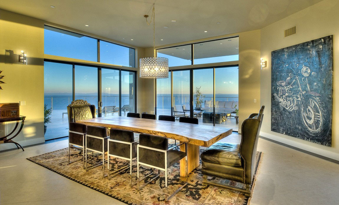 Stunning Beach House in Malibu Beach, California, 11 Stunning Beach House in Malibu Beach, California