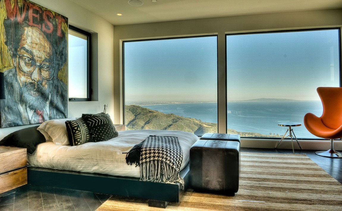Stunning Beach House in Malibu Beach, California, 14 Stunning Beach House in Malibu Beach, California