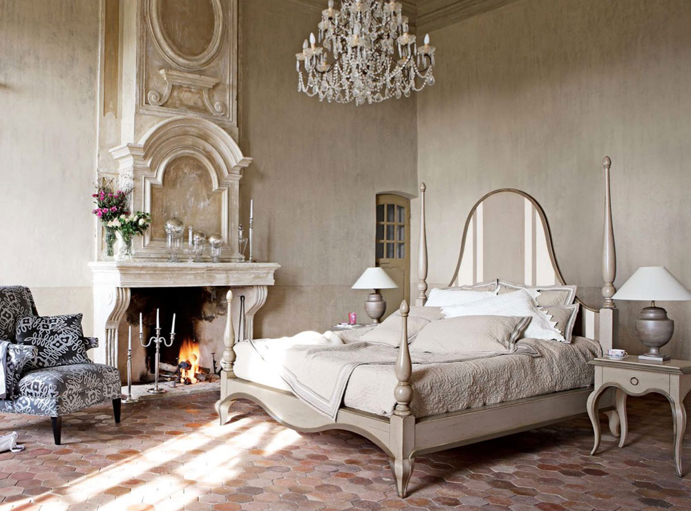 A-Chic-collection-of-vintage-bedroom-interiors-10 A chic collection of vintage bedroom interiors