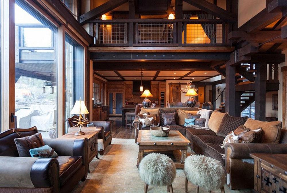 The impressive cabin in Austin, designed by Walton Architecture-5 The impressive cabin in Austin, designed by Walton Architecture