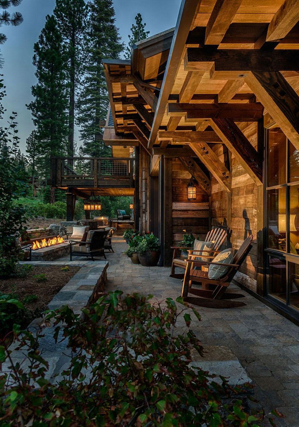 The impressive Austin cabin designed by Walton Architecture-2 The impressive Austin cabin designed by Walton Architecture