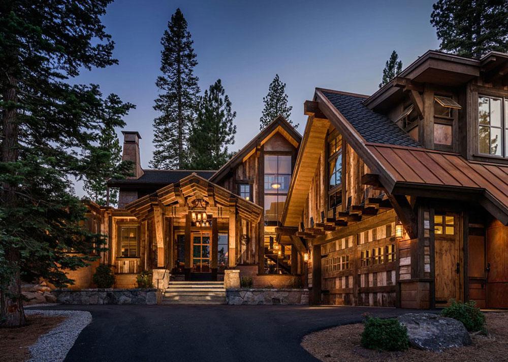 The impressive cabin in Austin, designed by Walton Architecture-4 The impressive cabin in Austin, designed by Walton Architecture
