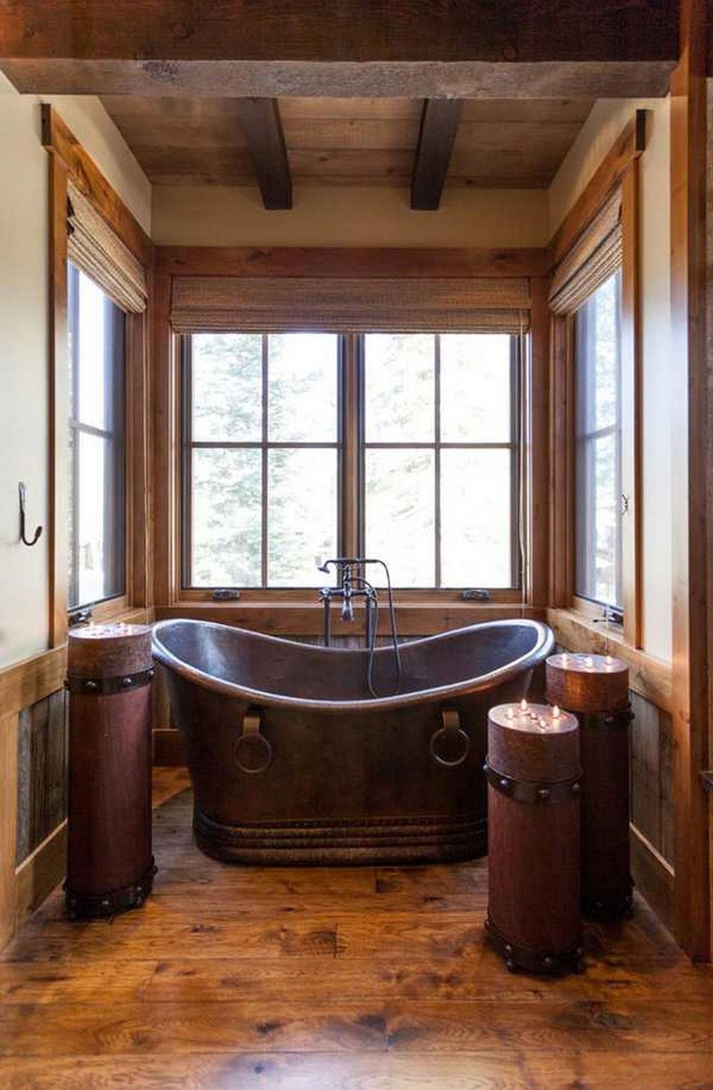 The impressive Austin cabin, designed by Walton Architecture-14 The impressive Austin cabin, designed by Walton Architecture