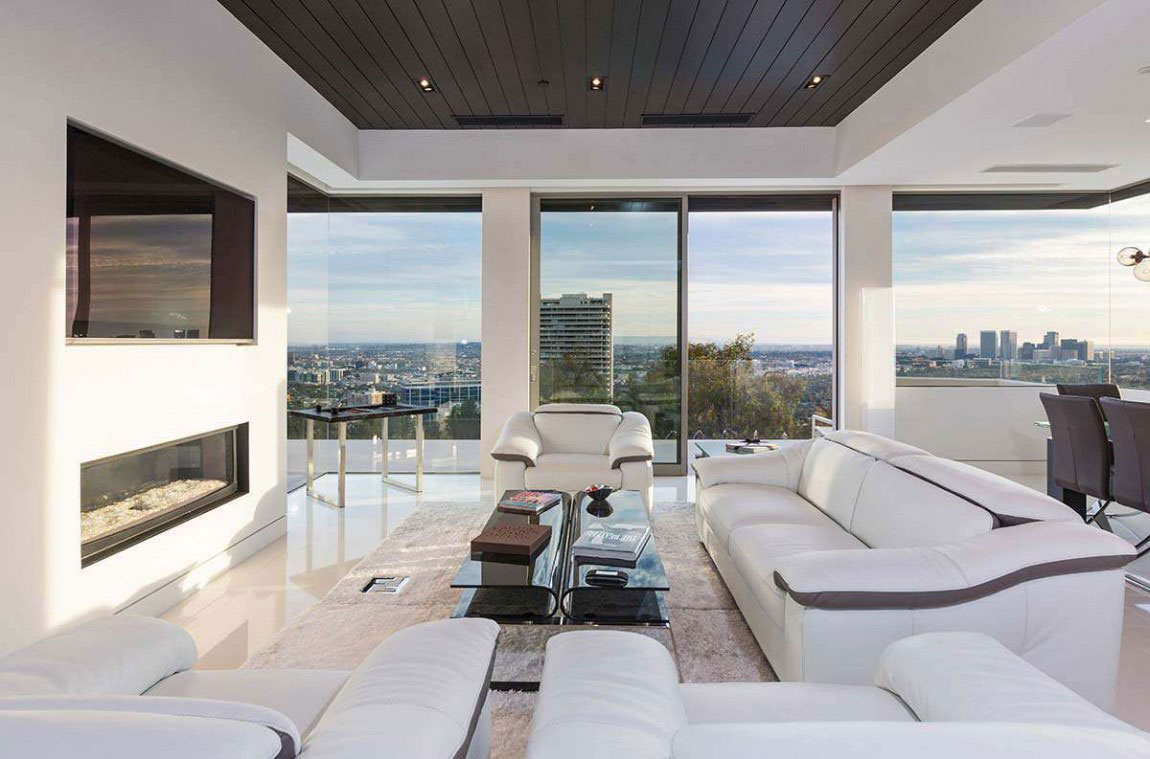 A modern California dream home with breathtaking views 5 A modern California dream home with breathtaking views