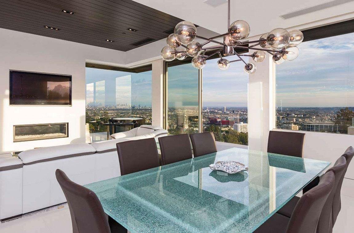 A modern California dream home with breathtaking views 8 A modern California dream home with breathtaking views
