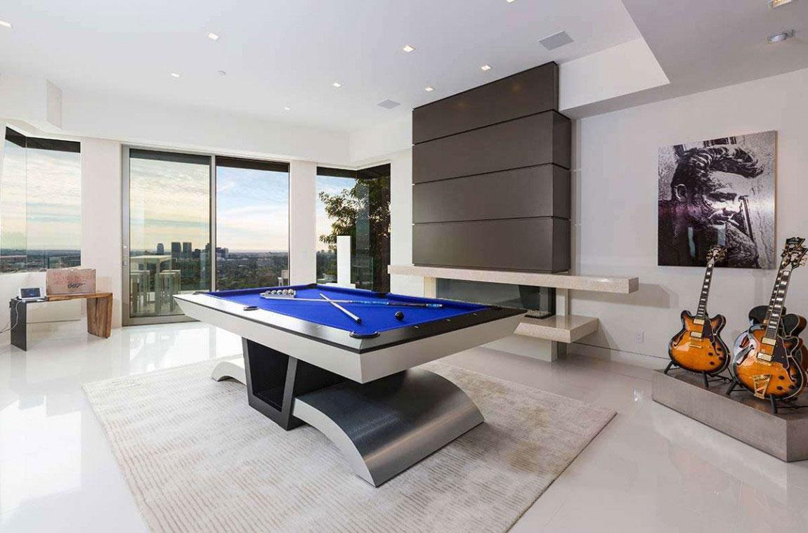 A modern California dream home with breathtaking views 13 A modern California dream home with breathtaking views