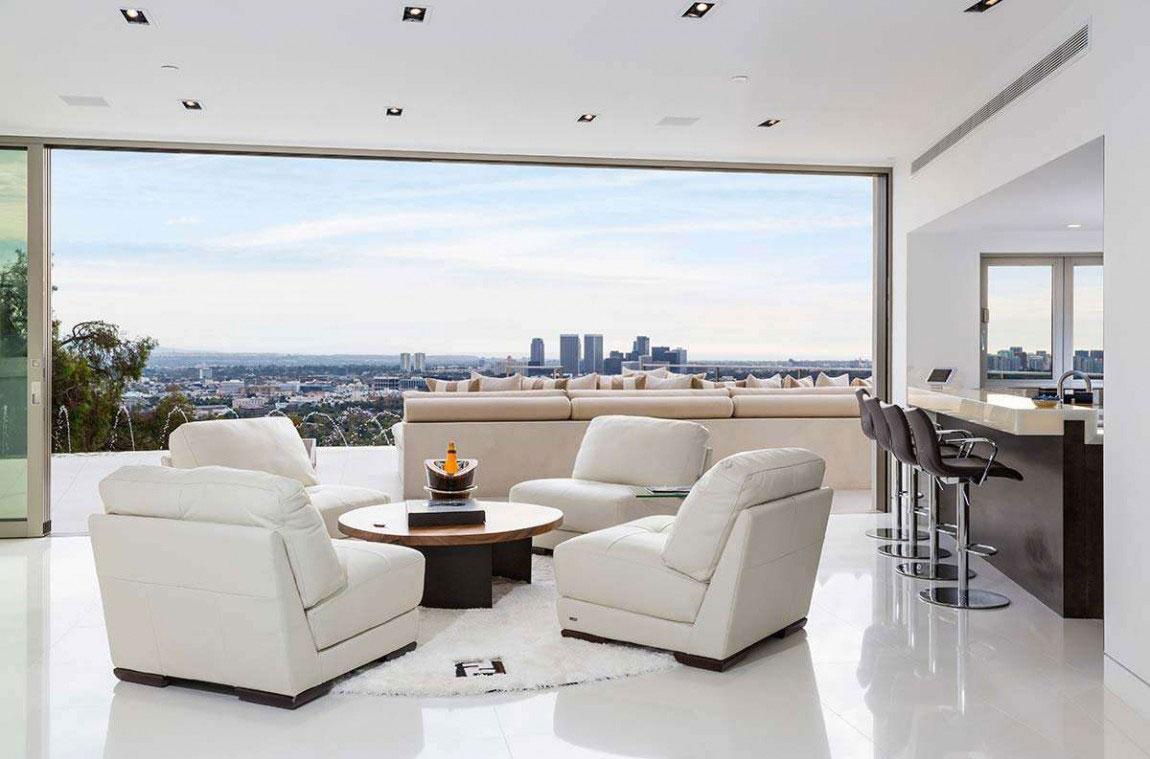 A modern California dream home with breathtaking views 7 A modern California dream home with breathtaking views