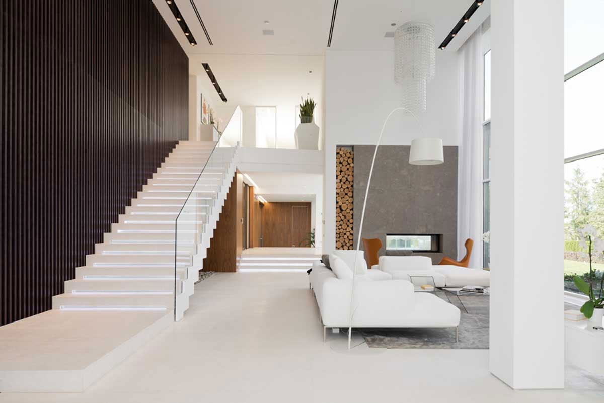 Modern villa near Moscow, designed by SL-Project-7 Modern villa near Moscow, designed by SL * Project