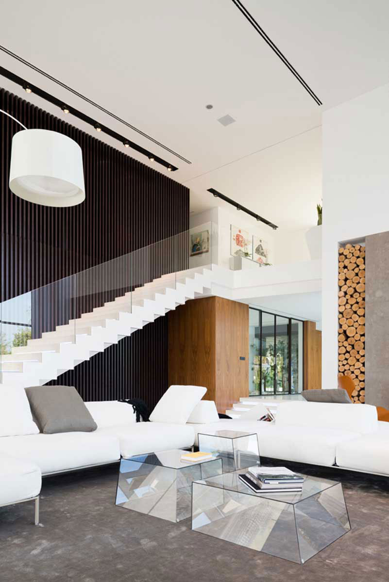 Modern villa near Moscow, designed by SL-Project-6 Modern villa near Moscow, designed by SL * Project