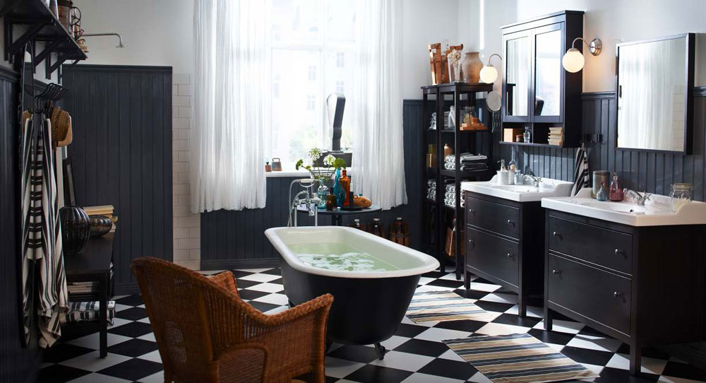 Take a look at these black bathroom interiors-14 Take a look at these black bathroom interiors