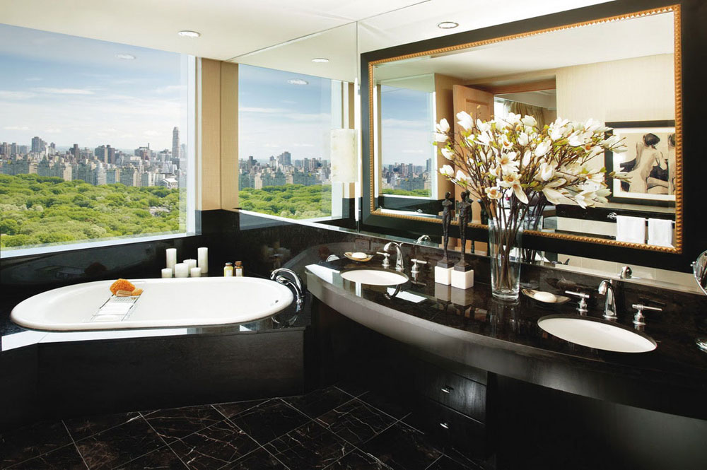Take a look at these black bathroom interiors-13 Take a look at these black bathroom interiors