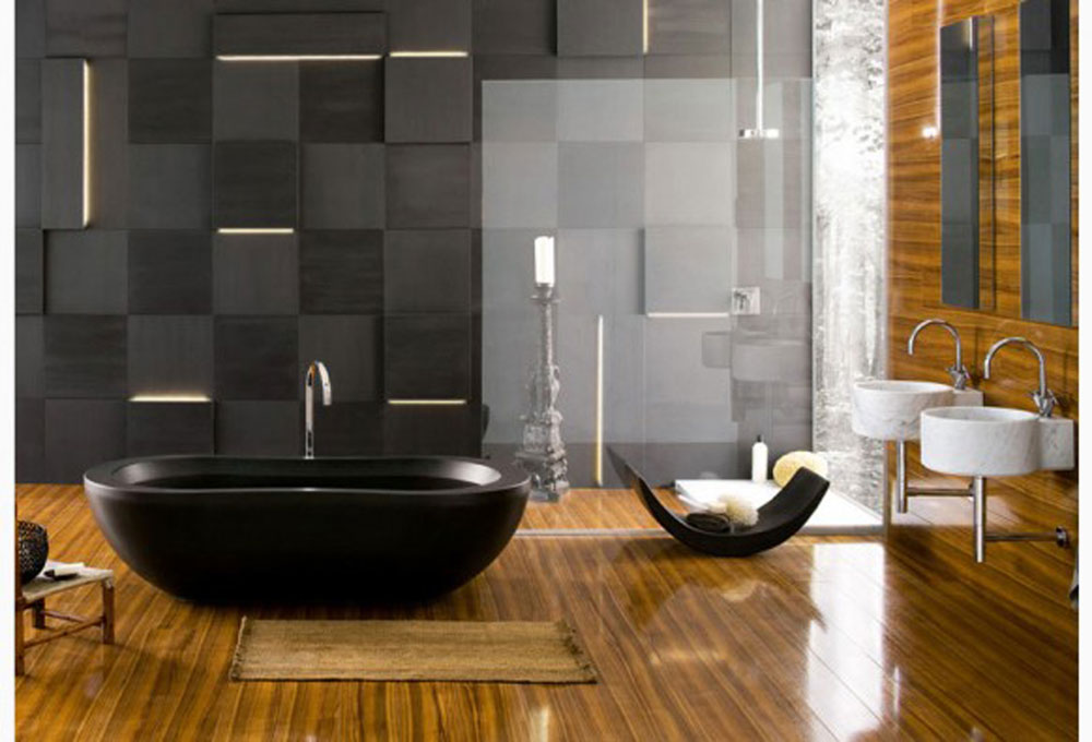 Take a look at these black bathroom interiors-18 Take a look at these black bathroom interiors