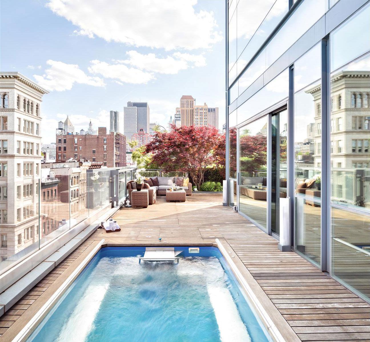 Elegant Penthouse in Soho, New York City 2 Elegant Penthouse in Soho, New York City