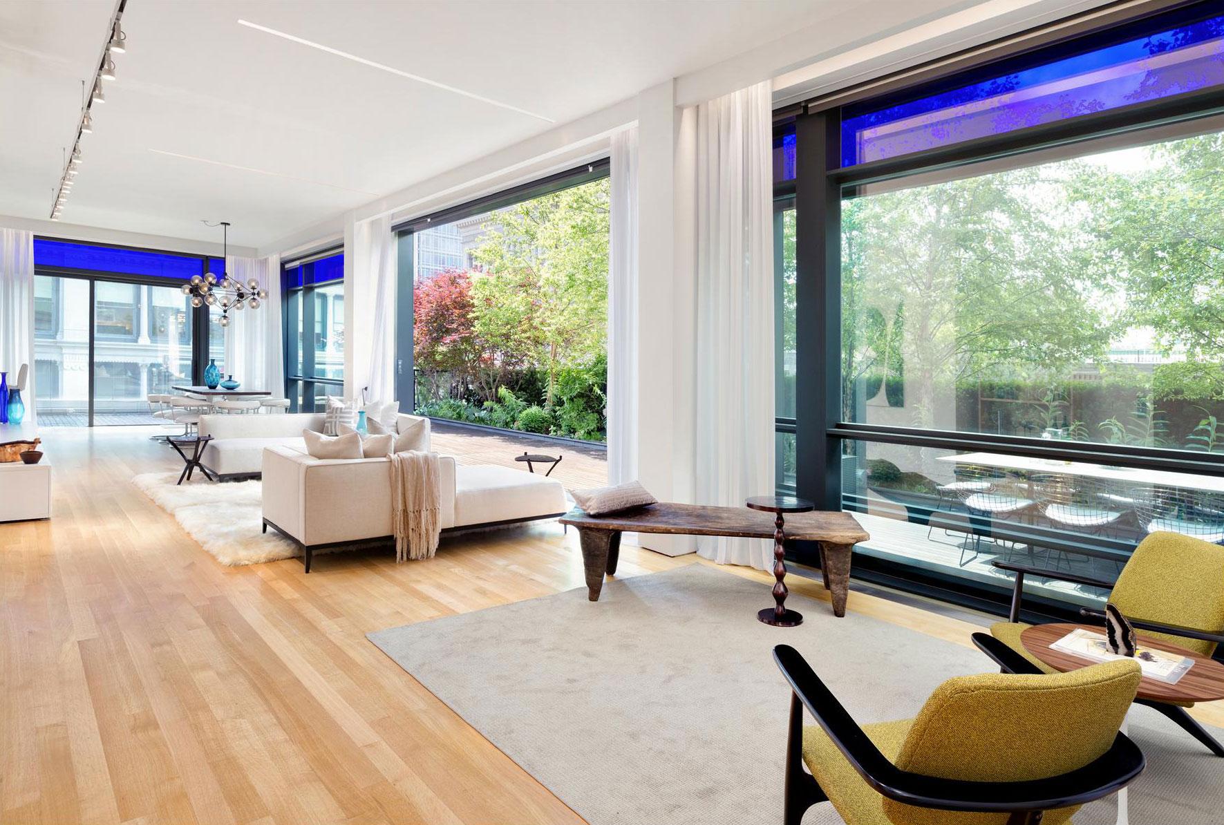 Elegant Penthouse in Soho, New York City 5 Elegant Penthouse in Soho, New York City