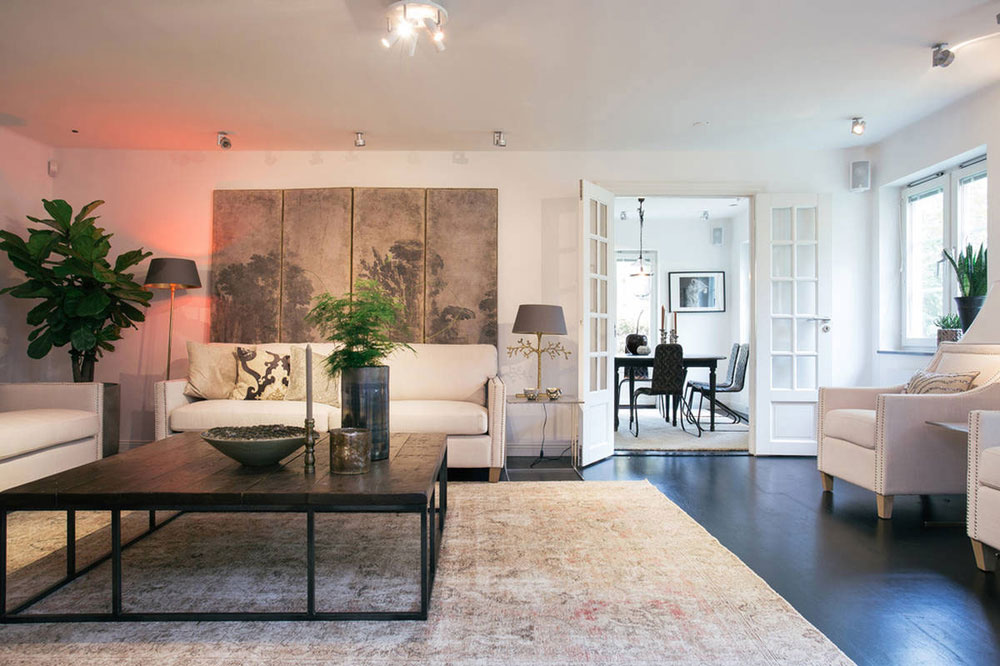 Modern interior design for apartments by talented designers 1 Modern interior design for apartments by talented designers