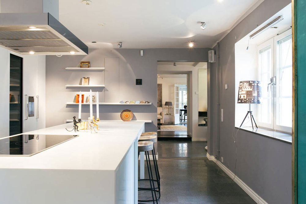 Modern interior design for apartments by talented designers 2 Modern interior design for apartments by talented designers