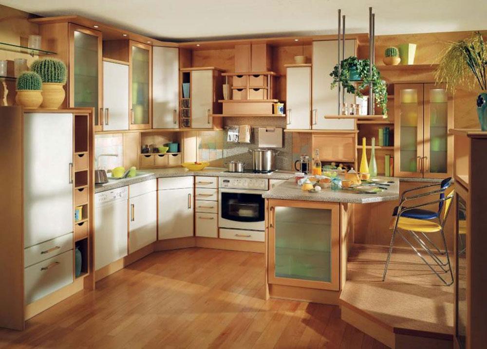 Showcase-of-the-impressive-wooden-kitchen-interior-design-4 Showcase-of the impressive-wooden-kitchen-interior-design