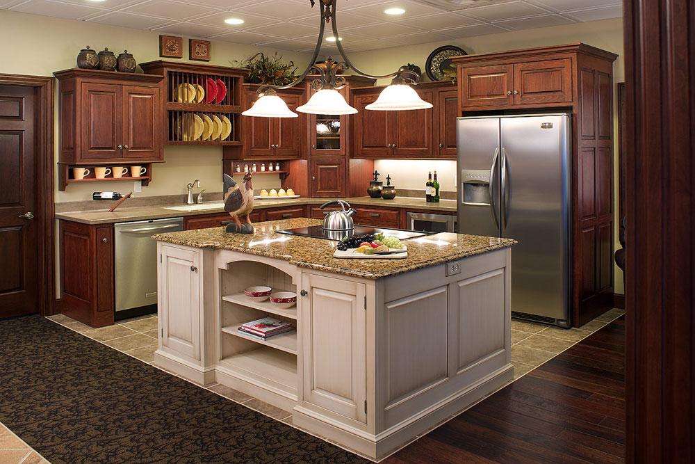 Showcase-of-the-impressive-wooden-kitchen-interior-design-16 Showcase-of the impressive-wooden-kitchen-interior-design