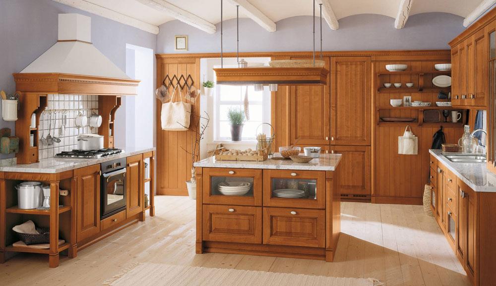 Showcase-of-the-impressive-wooden-kitchen-interior-design-18 Showcase-of the impressive-wooden-kitchen-interior-design