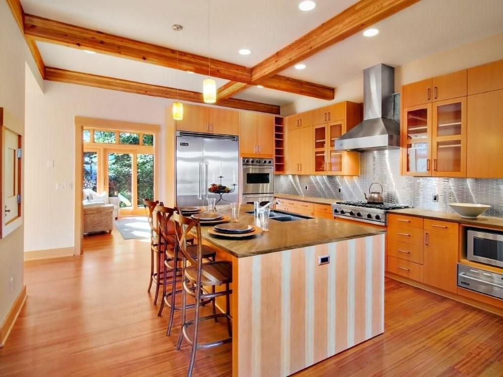 Showcase-the-impressive-wooden-kitchen-interior-design-19 Showcase-the-impressive-wooden-kitchen-interior-design