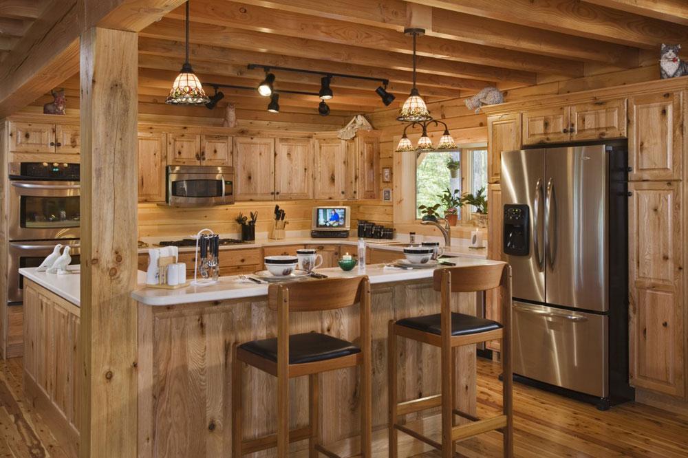 Showcase-of-the-impressive-wooden-kitchen-interior-design-17 Showcase-of the impressive-wooden-kitchen-interior-design