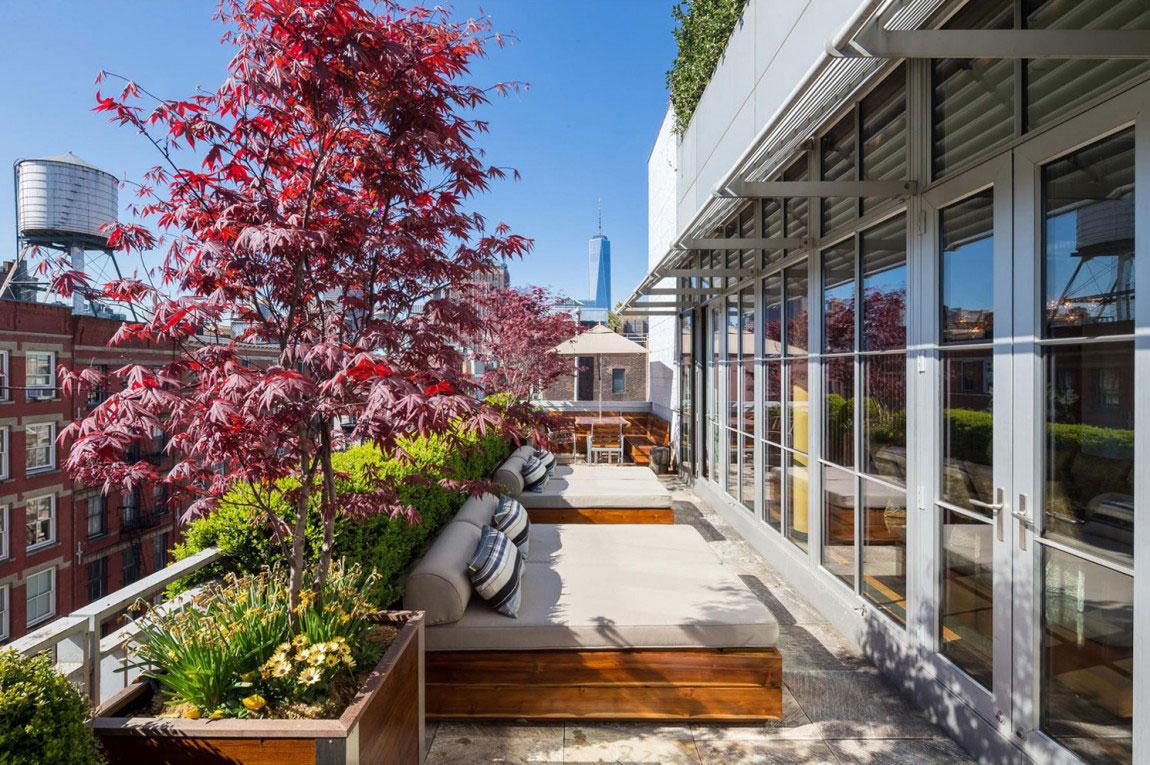 Penthouse-BA-High Quality New York Property-2 Penthouse B, a high quality New York property