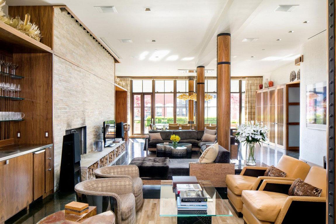 Penthouse-BA-High Quality New York Property-3 Penthouse B, a high quality New York property