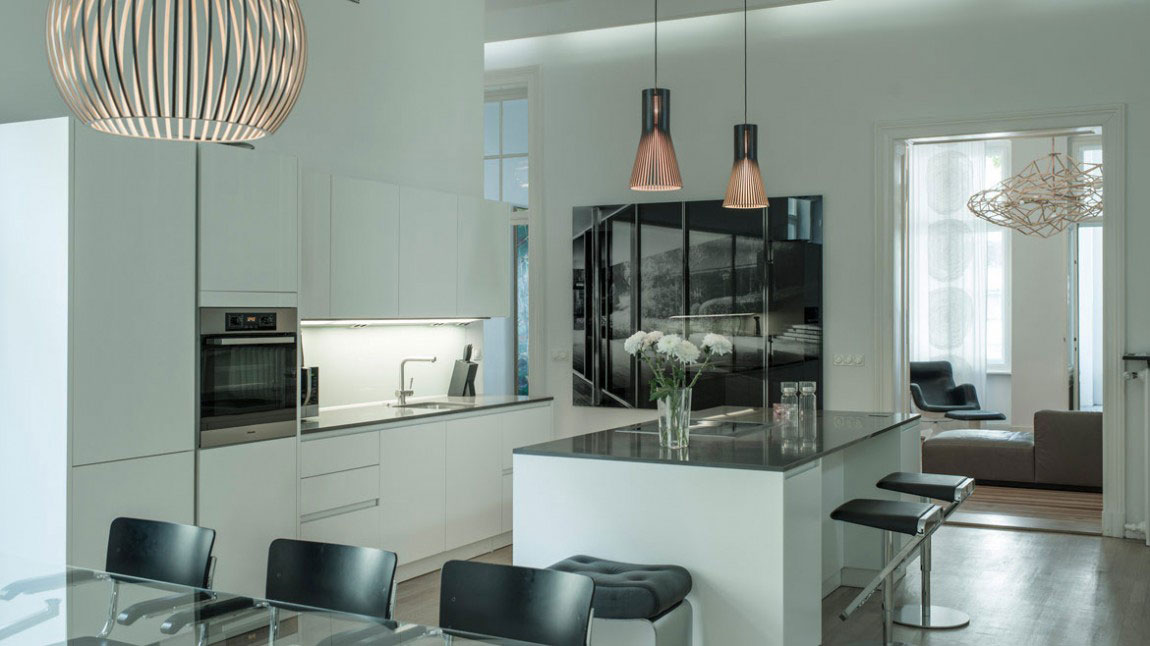 New-Kitchen-Interior-Design-Examples-4 Don't know how to design the next kitchen?  Here are new examples of kitchen interior design