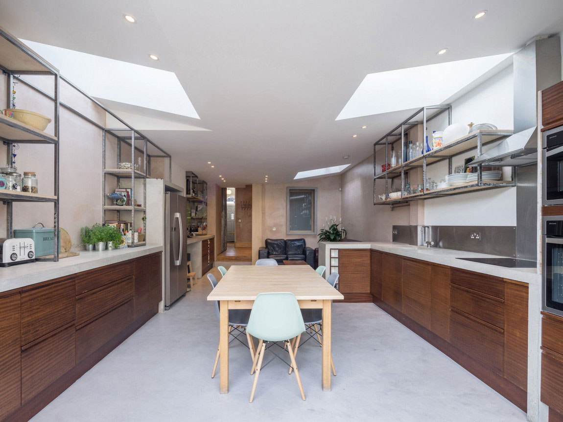 New-Kitchen-Interior-Design-Examples-3 Don't know how to design the next kitchen?  Here are new examples of kitchen interior design