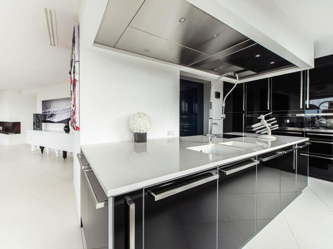 New-Kitchen-Interior-Design-Examples-6 Don't know how to design the next kitchen?  Here are new examples of kitchen interior design