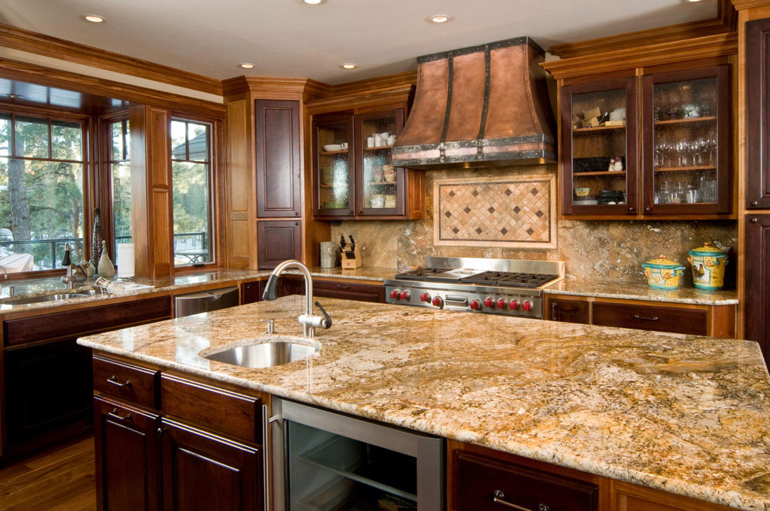 New-Kitchen-Interior-Design-Examples-9 Don't know how to design the next kitchen?  Here are new examples of kitchen interior design