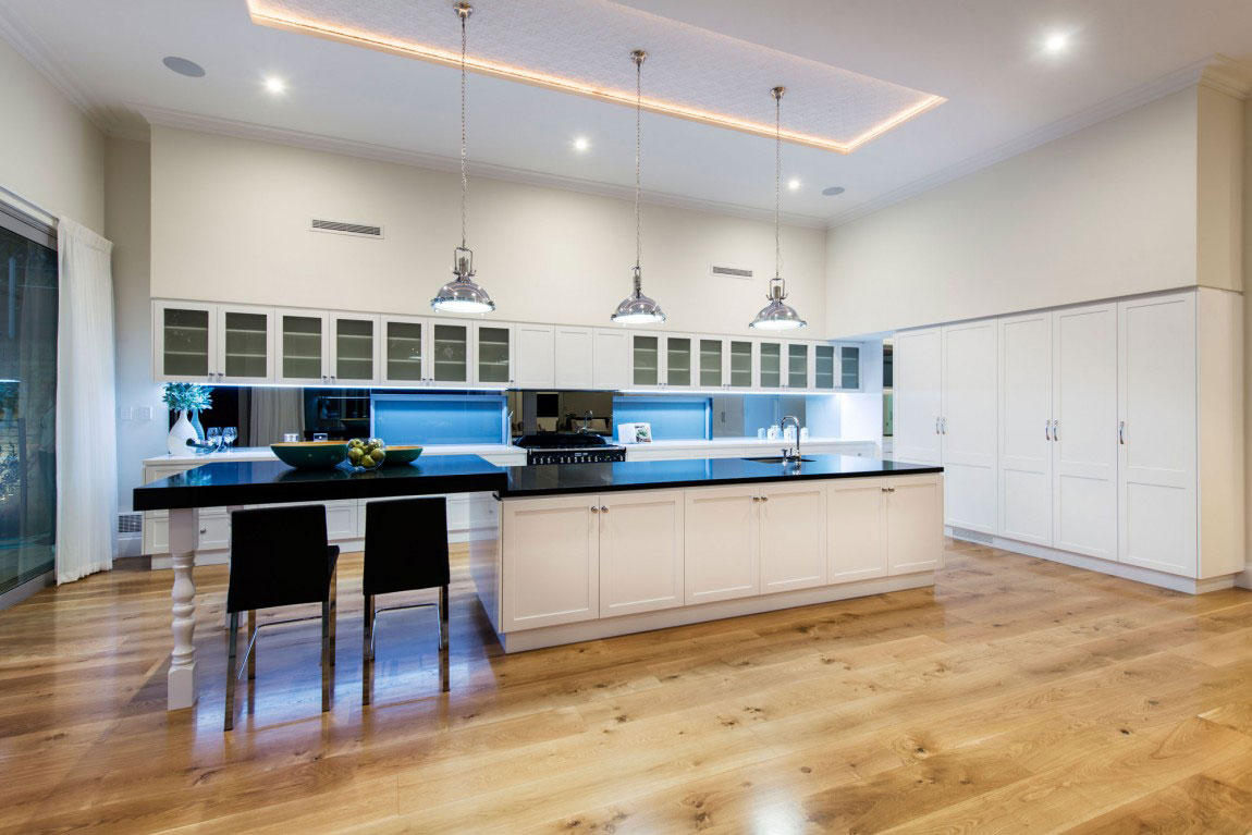 New-Kitchen-Interior-Design-Examples-11 Don't know how to design the next kitchen?  Here are new examples of kitchen interior design