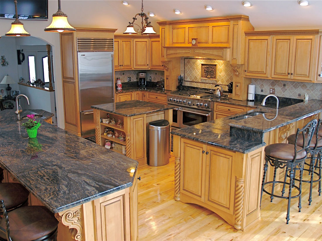 New-Kitchen-Interior-Design-Examples-5 Don't know how to design the next kitchen?  Here are new examples of kitchen interior design