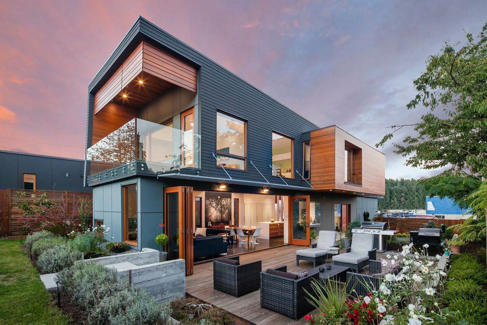 Double-High-House-by-Checkwitch-Poiron-Architects Check out these Canadian architectural examples