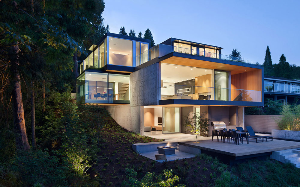 Russet-Residence-by-Splyce-Design Check out these Canadian architectural examples