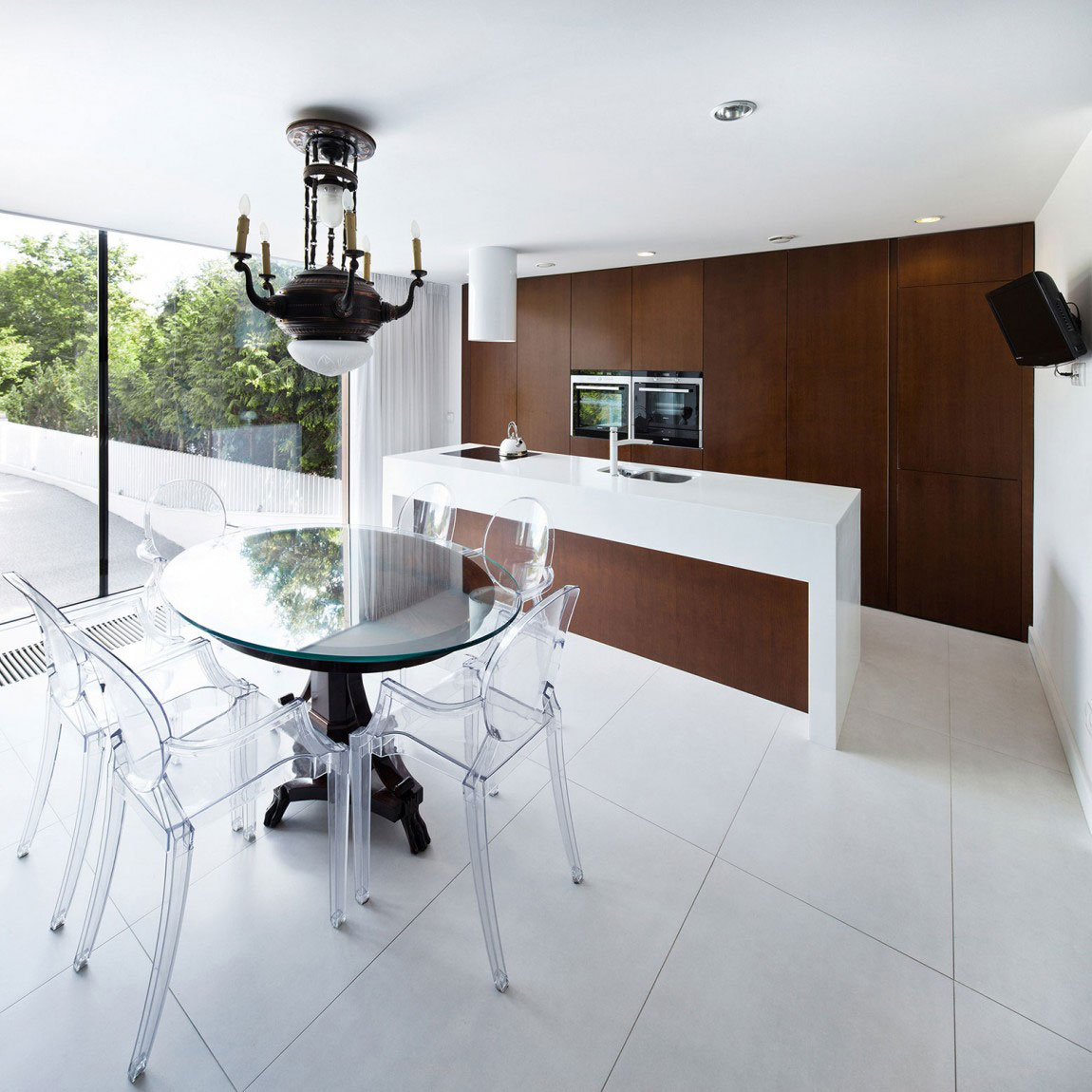 Examples-of-the-interior-design-of-the-kitchen-8 examples of what the interior design of the kitchen should look like