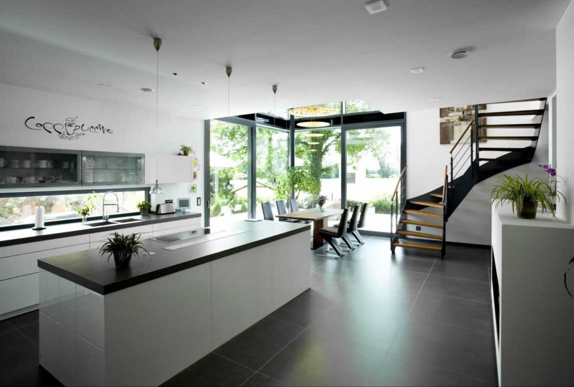 Kitchen Interior Design Examples 12 examples of what the kitchen interior design should look like