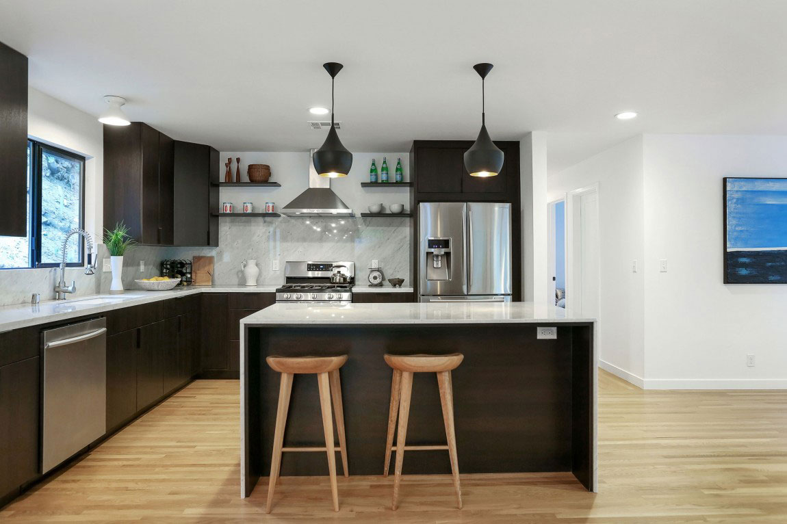 Examples-of-the-interior-design-of-the-kitchen-9 examples of what the interior design of the kitchen should look like