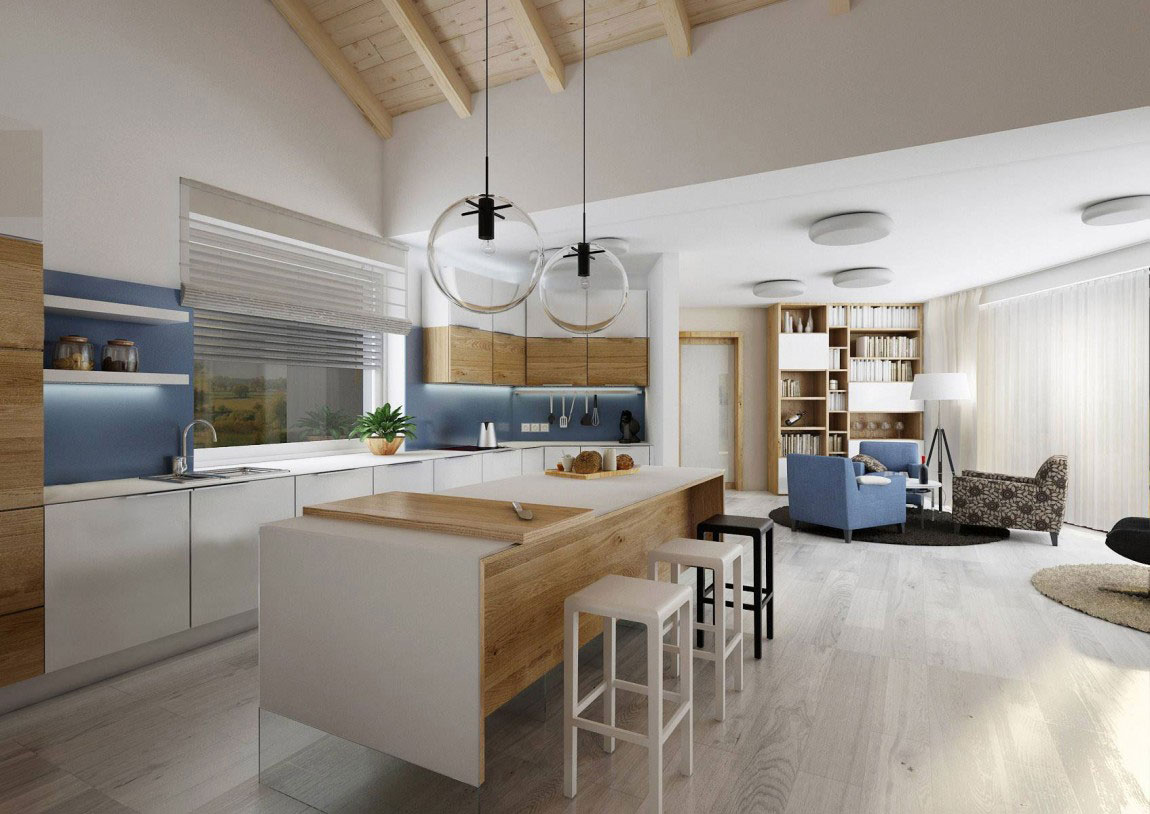 Kitchen Interior Design Examples 11 examples of what the kitchen interior design should look like