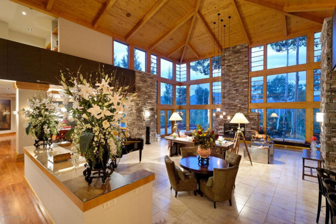 Amazingly Spacious Mountain Home in Aspen-6 Amazingly Spacious Mountain Home in Aspen